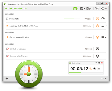 Time Management Software | Stayfocused